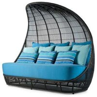 Kenneth Cobonpue Voyage Daybed, Modern and contemporary outdoor daybeds and chaise lounges at SWITCHmodern.com
