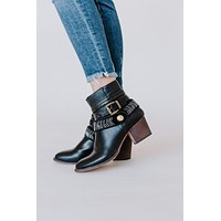 Two Bandits Bootie - Black