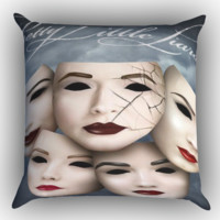 PRETTY LITTLE LIARS POSTER Z1038 Zippered Pillows  Covers 16x16, 18x18, 20x20 Inches