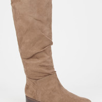 Madden Girl Persiss Womens Boots Taupe  In Sizes