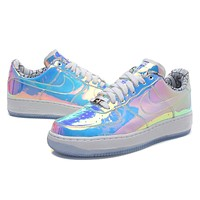 Nike Air Force 1 AF1 ID 779431-991 2018 For Women Men Running Sport Casual Shoes Sneakers