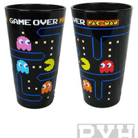Pac-Man Game Over Pint Glass