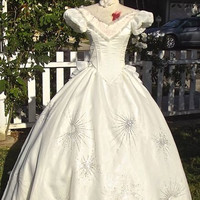 Think of Me Gown from Phantom of the Opera Custom Fantasy Gown Your Size