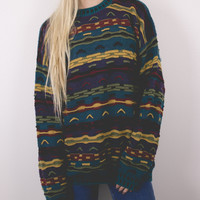 Vintage Coogi Inspired Cosby Sweater