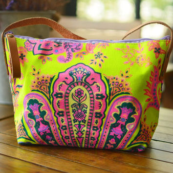 Hippie Crossbody Diaper bag Hobo Bag Embroidery Sling Shoulder Bag Handbag Purse Hobo Neon Purse Hippie Shoulder Hipster Weekender Woman bag