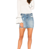 Endless Rose Bell Sleeve Top in White | REVOLVE