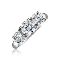 Bling Jewelry Glam Gate Ring