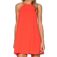The Fifth Label Behind The Sun Dress in Red