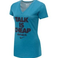 Nike Women's Talk is Cheap T-Shirt - Dick's Sporting Goods