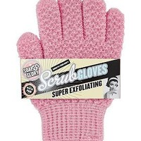 Soap and  Glory™ Exfoliating Scrub Gloves  - Boots