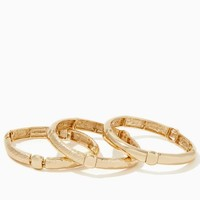 Eva Bracelet Trio | Fashion Jewelry | charming charlie