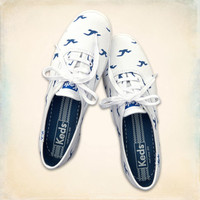 Hollister + Keds Champion Seagull Print Sneakers