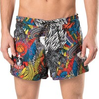 Philipp Plein Casual Sport Shorts-2