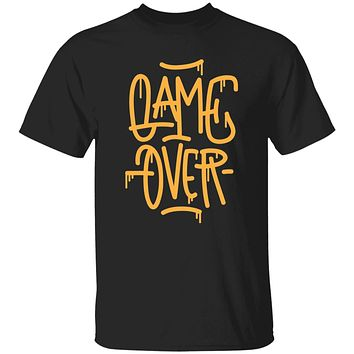Game Over - T-shirts & Hoodie