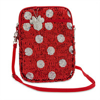 Minnie Mouse Sequined Electronic Tablet Case