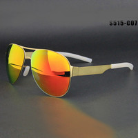 Aviator Style Men Sunglasses #S515-C07