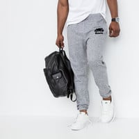 ROOTS SALT AND PEPPER SLIM SWEATPANT