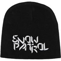 Snow Patrol Men's 100 Million Suns Beanie Black