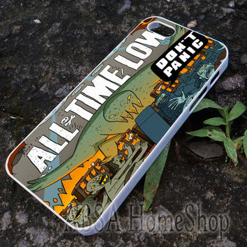 all time low band logo case sell online for iPhone 4/4s/5/5s/5c/6/6+ case,iPod Touch 5th Case,Samsung Galaxy s3/s4/s5/s6Case