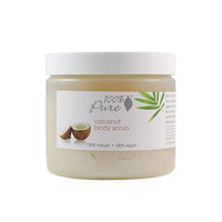 Pure, 100 Percent Organic Virgin Coconut Body Scrub Ulta.com - Cosmetics, Fragrance, Salon and Beauty Gifts