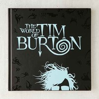 The World Of Tim Burton By Jenny He, Patrick Blumel & Tim Burton