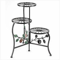 Modern Living Room Decor Country Apple Plant Stand