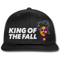 king of the fall the weeknd BEANIE OR SNAPBACK HAT