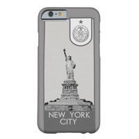 New York City Seal - Statue of Liberty Barely There iPhone 6 Case