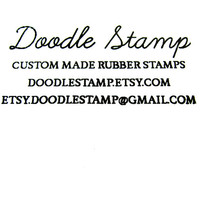 CUSTOM BUSINESS STAMP - Custom Rubber Stamp - etsy labels, business card stamp