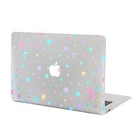 Stars and Moon MacBook Case