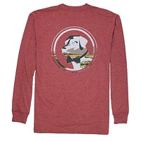 Long Sleeve Delta Lab Tee by Southern Proper