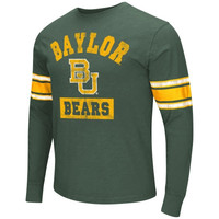 Baylor Bears Meteor Long Sleeve T-Shirt – Green