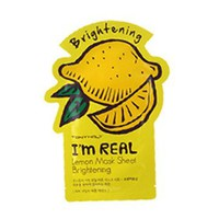 Tony Moly: I'm Real Lemon Mask - Brightening