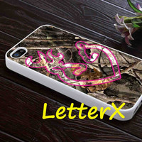 Love Browning Deer Camo Pink Case for iPhone 4/4S/5/5S/5C, Samsung Galaxy S3/S4, iPod touch 4/5, htc One x/x+/S