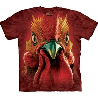 Rooster Head T-Shirt