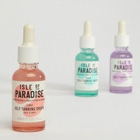 Isle of Paradise Self Tanning Drops - Light at asos.com