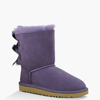 Ugg Bailey Bow Girls Boots Petunia  In Sizes