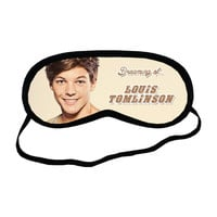 Louis Tomlinson One Direction Dreaming Of Sleeping Mask