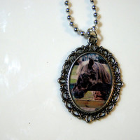 Mill Creek Horse Pendant