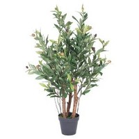 Artificial Olive Tree in Pot (30in) Green - Vickerman®
