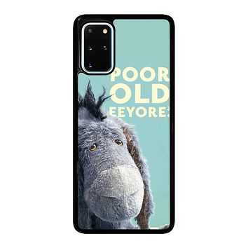 EEYORE DONKEY QUOTE Samsung Galaxy S20 Plus Case Cover