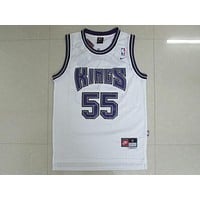 NBA Sacramento Kings #55 Jason Williams Swingman Jersey