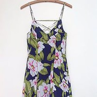 Women's floral summer dress urban outifitters size small