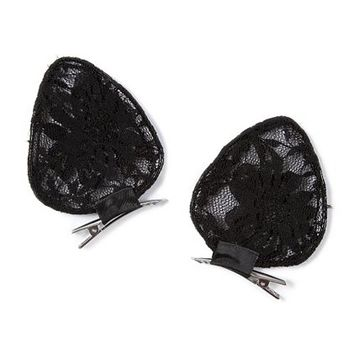 Lace Ears Set of 2  | Claire's