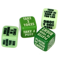 STONER SMOKIN' DICE