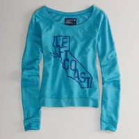 AE West Coast Fleece Popover - American Eagle Outfitters