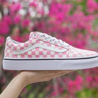 Vans Old Skool Pink FS073 Sneaker Casual Shoes