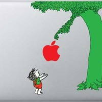 Giving Tree MacBook Decal | iStickr - Techcraft on ArtFire