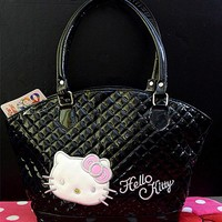 New Hello kitty Handbag Shopping Shoulder Tote Bag Purse yey-826B