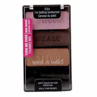 Wet n Wild Color Icon Collection Eyeshadow Trio, I'm Getting Sunburned 334